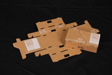 展開結構盒